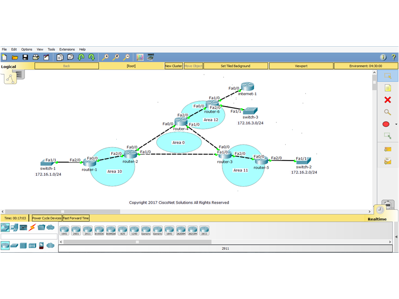 CCNA v3 Certification Toolkit Screenshot